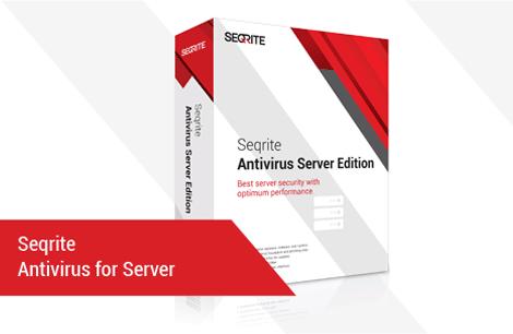 Seqrite Antivirus for server