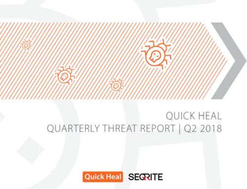 Quick Heal: Kwartalny raport zagrożeń Q2 2018